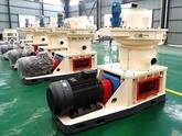 FTM Efforts in Developing Biomass Briquette Machine
