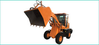 Forklift Compost Turner Machine