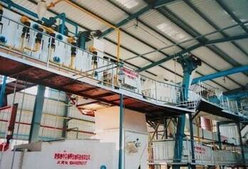 Sunflower Oil Extraction Machine Main Sections Introduction