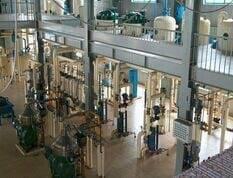 Peanut Edible oil refining plant Basic Principle