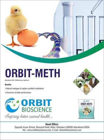 Orbit- Meth (herbal methionine)