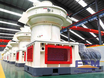 Promising Development of Ring Die Pellet Mill