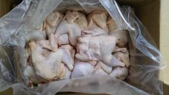 Whole Chicken (bulk frozen)