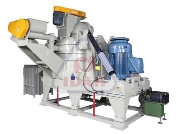 Vertical pulverizer