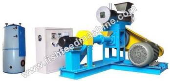 Wet Type Fish Feed Machine AMS-DSP60 with 0.18-0.20t/h production