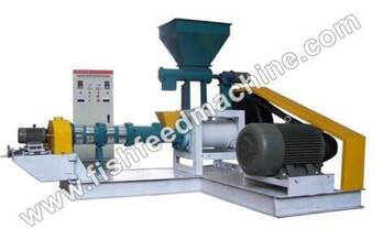 Floating Fish Feed Extruder Machine Ams-dgp50