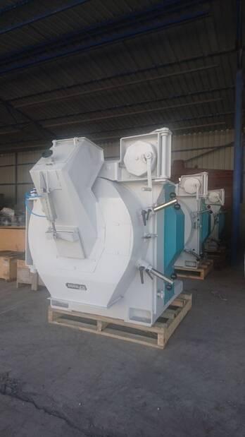 Bühler DPBA 520/138 mit 160kW Motor
