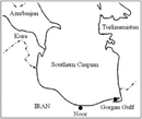 Ion Regulation and Osmotic Pressure in the Mnemiopsis Leidyi Existing in Caspian Sea