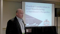 Practical Considerations in Feed Manufacturing: A Nutritionist's Perspective