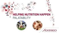 Palatability in Swine - Helping Nutrition Happen