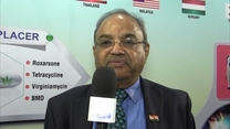 Mohan Saxena speaks about the use of Ayurvet´s Scientific Herbals Solutions