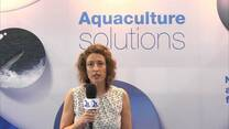 Cristina Garcia presents Liptoaqua: Liptosa aquaculture portfolio for fish and shrimp