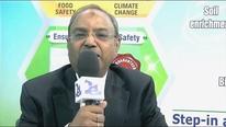 Ayurvet presents natural solutions at VIV Asia 2015. Mohanji Saxena