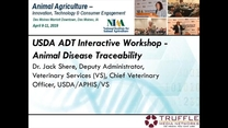USDA Animal Disease Traceability Interactive Workshop