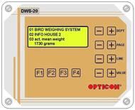 Bird weigh computer