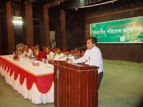 Environmental olympyed at Rajshahi