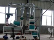 Development direction and target of corn grinding mill