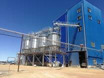 New Australia automatic pig feed project