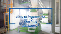 How to improve the crushing efficiency?