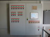 Panel box for complete climat control