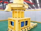 Home Efforts on Developing Wood Pellet Machine