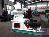Study on Compression Work of Wood Pellet Mill