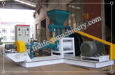 Fish Feed Extruder to Produce Floating and Sinking Feed Pellets