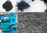 Have You been Lured by Charcoal Briquette Machine?