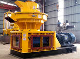 Study on Factors to Output of Wood Pellet Mill