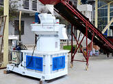 Researches on Working Way of Wood Pellet Mill