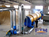 Daily, Monthly and Yearly Maintenance for Sawdust Dryer Machine