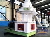 Study on Working Factors of Wood Pellet Mill