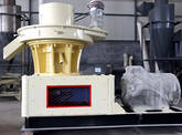 Performance Makes Wood Pellet Mill Welcome