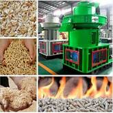 Roles of Press Rollers for FTM Straw Pellet Mill