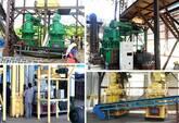 Studies on Wood Granulation Machine at Home