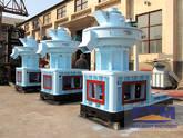 Pluses for Work of FTM Sawdust Pellet Mill