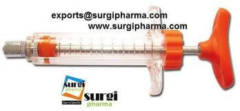 Veterinary Syringes and Drencher