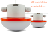 Waterproof IP67 LED Poultry Lighting Corax  For Chicken Farm House
