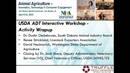 Panel on Animal Disease Traceability Interactive Workshop